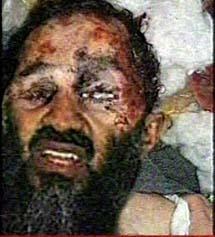 القوات البرية الأمريكية تقتل اسامة بن لادن