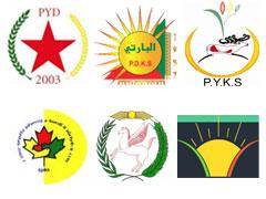السماح بتشكيل أحزاب كوردية في سورية .... من تسريبات قانون الأحزاب